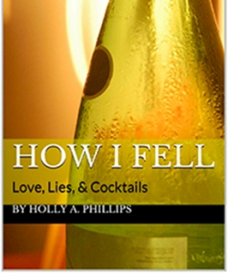 My first book, How I fell