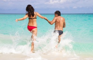 I like long walks on the beach...