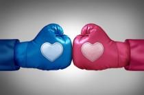 Punch drunk love?