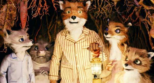 Mr. Fox, saving the night.