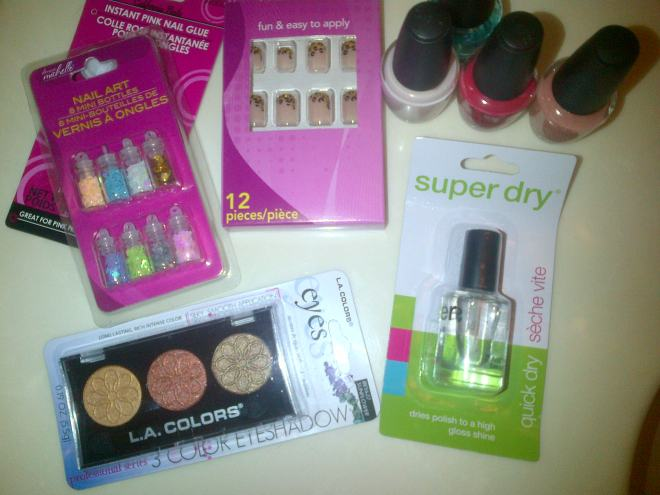 My bargain beauty finds.