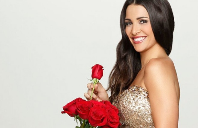 The beautiful new Bachelorette, Andi Dorfman.