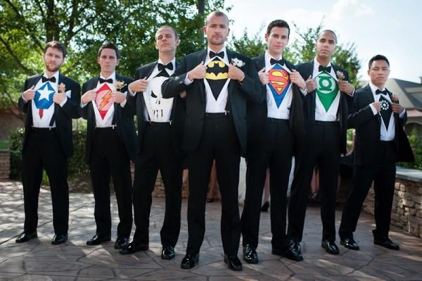 Super groom!