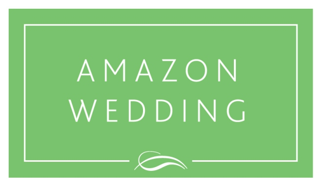 I love Amazon, so I decided to marry it.