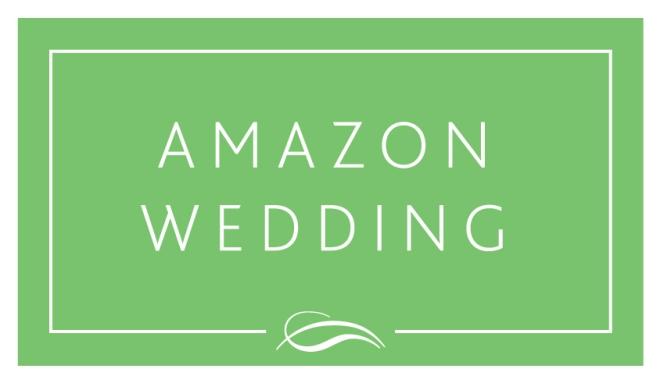 I love Amazon, so I decided to marry it.