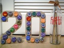 20 fifths
