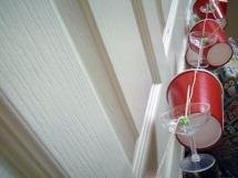 Cup & 'tini garland