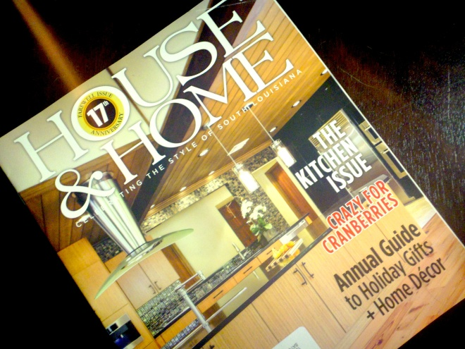 The last issue of House & Home