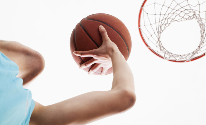 Hoop it up on the court, not in dating.