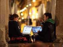 Online and offline dating.