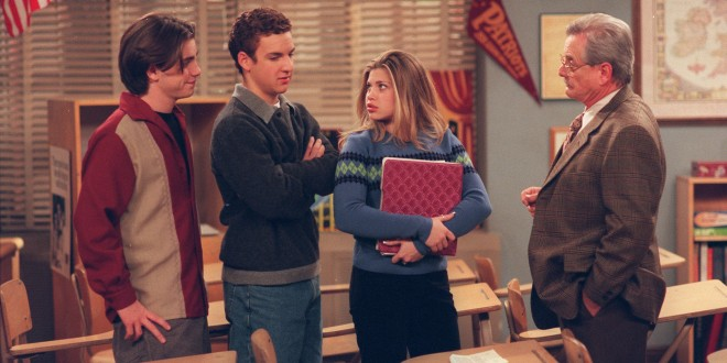 Life lessons from 'Boy Meets World'