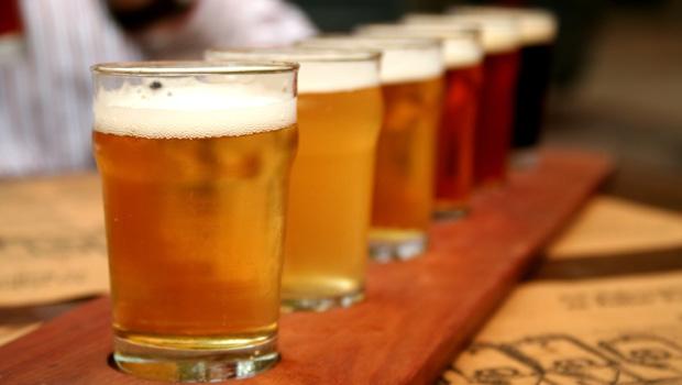 Mmm... beer.