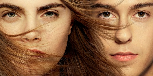 Cara and Nat of 'Paper Towns'