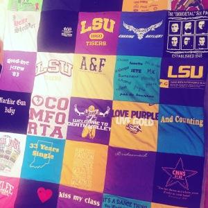 My Project Repat quilt!