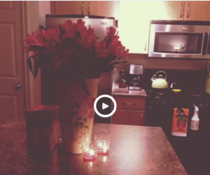 Click to view the Flipagram of my kitchen!