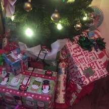 Presents are wrapped!