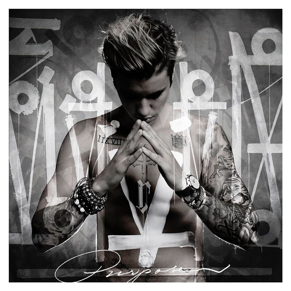 Purpose Album Cover