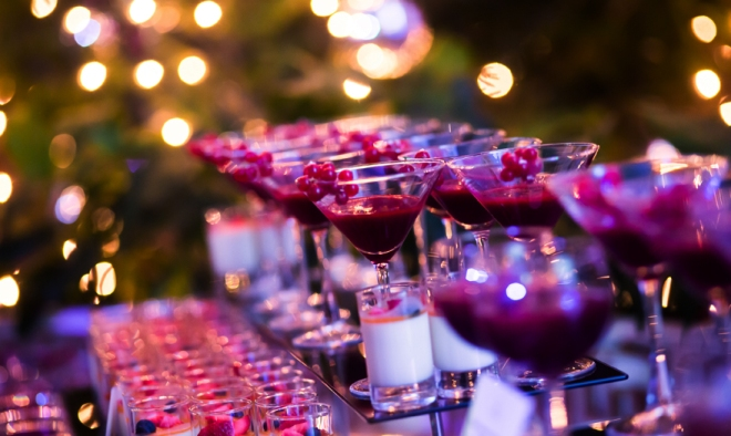 Alcohol never looked so pretty.
