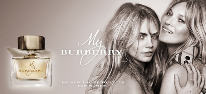 Who doesn't love an add with Cara Delevingne in it?