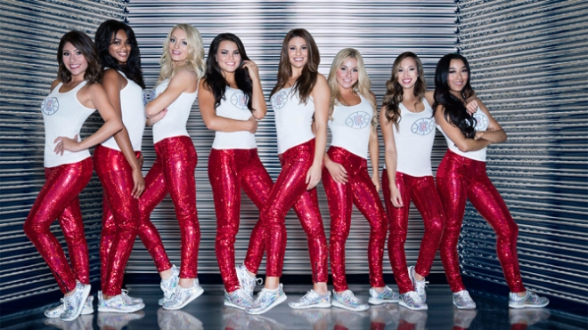 The LA Clippers dance team has their own show on E!