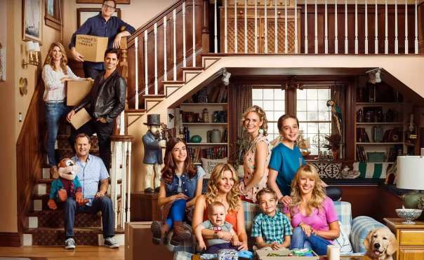"Netflix has signed ""Fuller House"" for season 2."