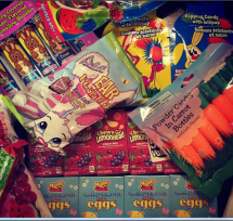 Easter goodies for the boys!