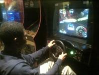 Nascar racing!