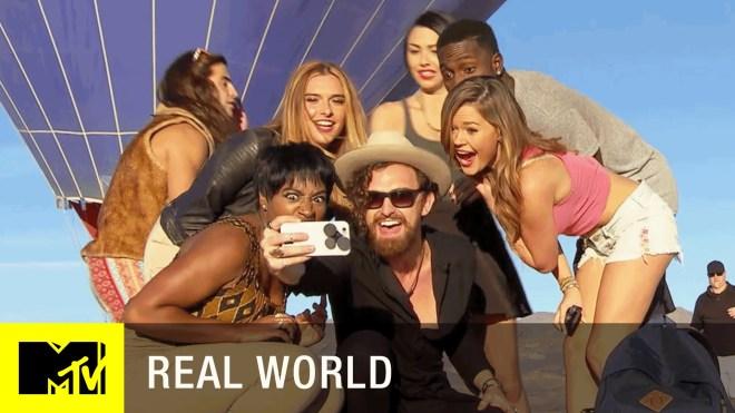 MTV's Real World cast, season 31.