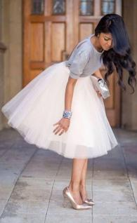 If you're daring to wear white.