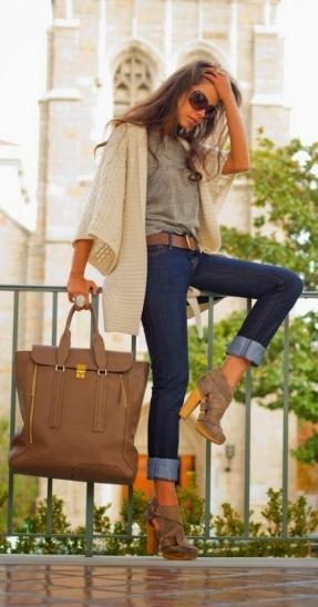 The bag tho.