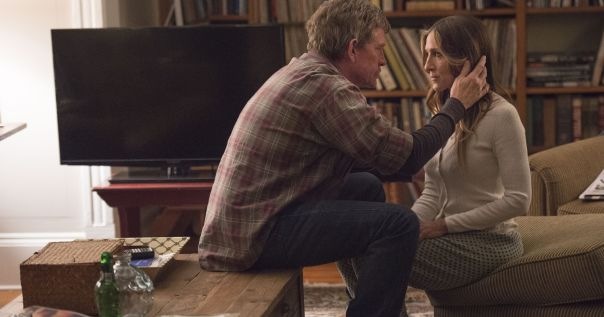 Sarah Jessica Parker stars in HBO's 'Divorce'.