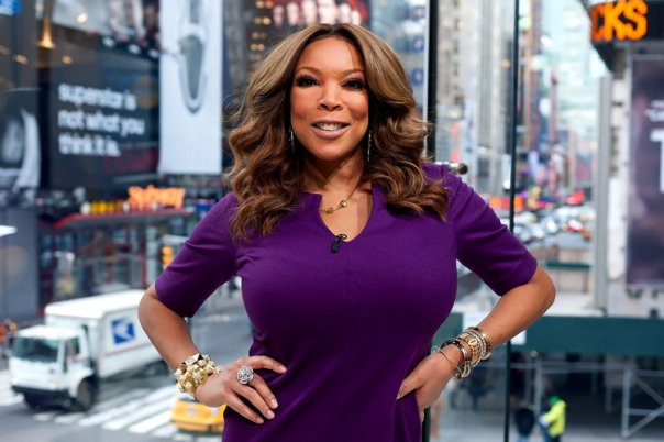 Daytime talk show host Wendy Williams.