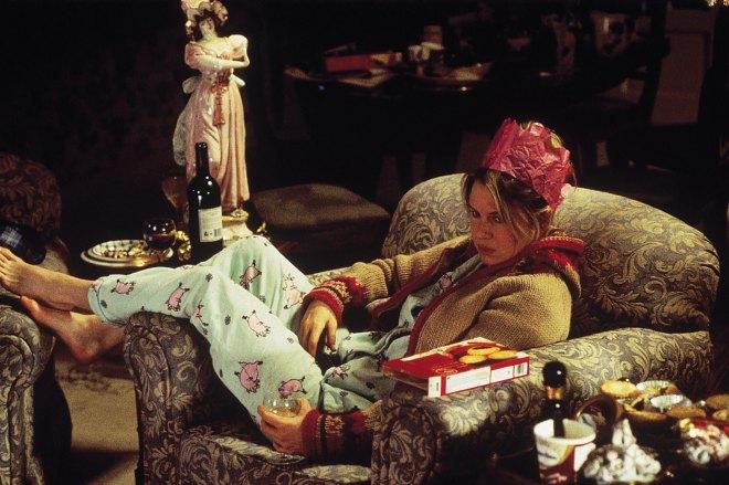 Settling in for a long Christmas movie season.