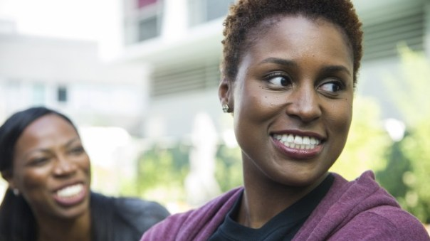 Funny girl Issa Rae.