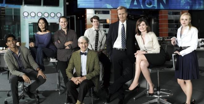 HBO's 'The Newsroom', season 3.