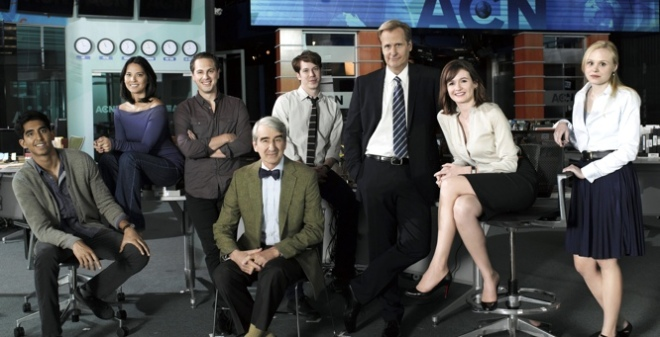 HBO's 'The Newsroom', season 3.