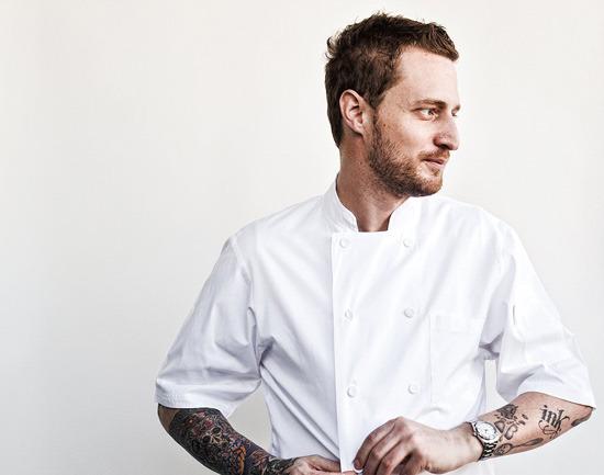 Chef Michael Voltaggio.