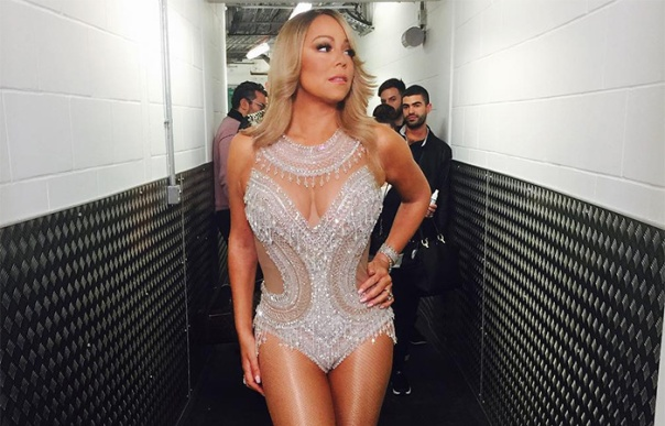 Mariah is baaack...