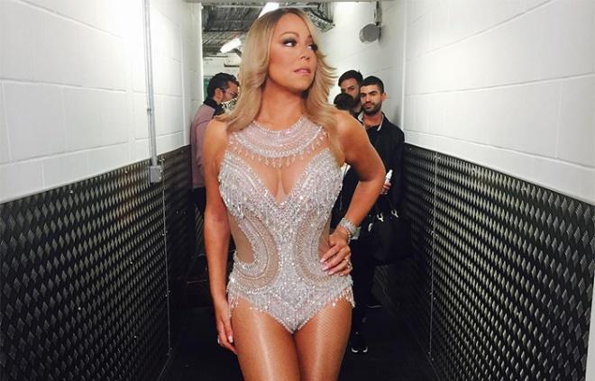 Mariah is baaack...