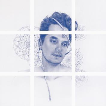 John Mayer's new album cover.
