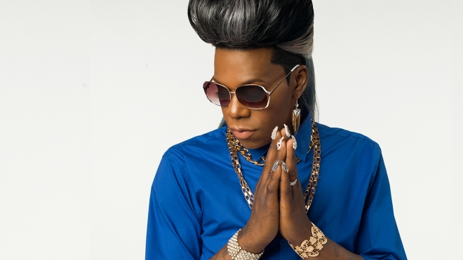 Bow down to the Queen Diva, Big Freedia.