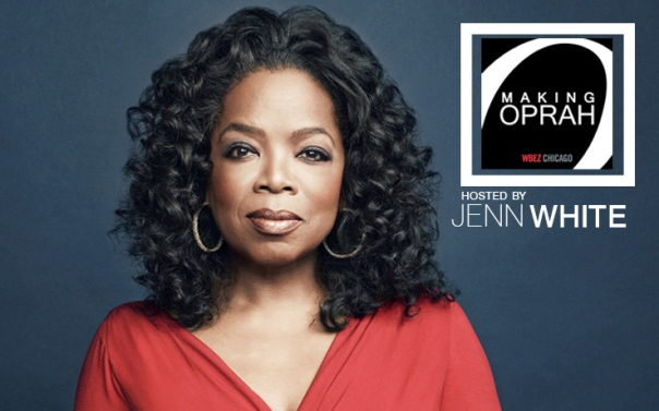 "NPR's ""Making Oprah"" is divine."
