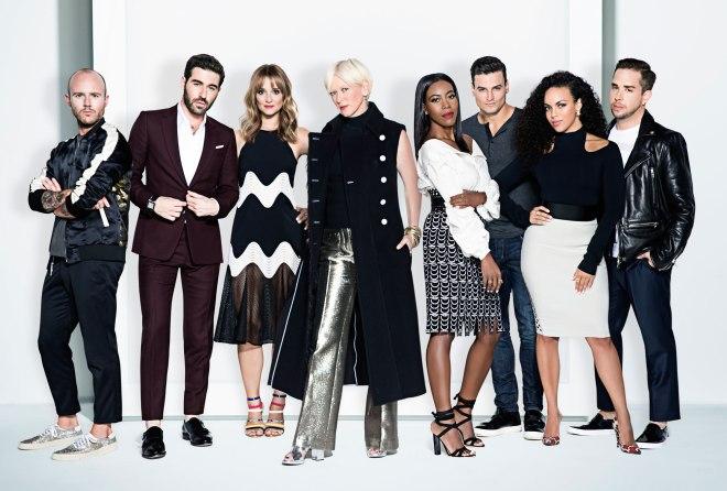 The editorial staff at 'Cosmopolitan'.