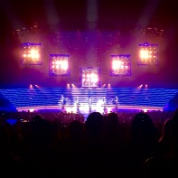 Backstreet Boys' Larger Than Life Residency @ Planet Hollywood.