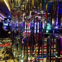 The Cosmopolitan casino.