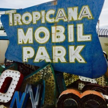 Tropicana sign @ The Neon Museum.