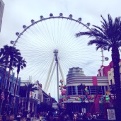 The High Roller @ The Linq Promenade.