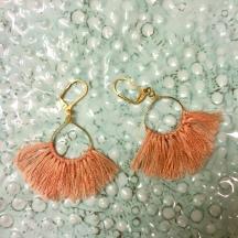 Wildfire Hoop Earrings.