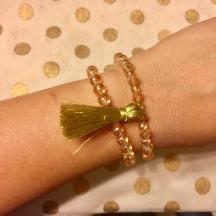 Sisterhood Beaded Bracelet set.