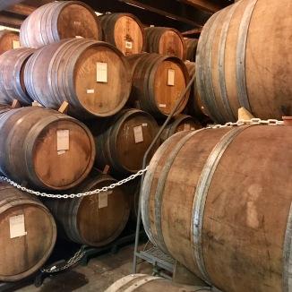 Jester King Barrel Room